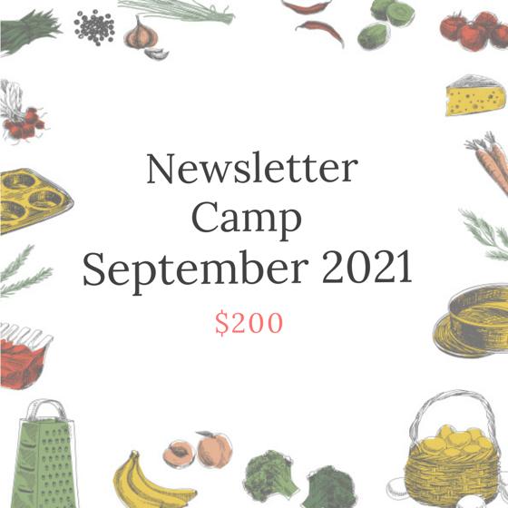 Image of September Newsletter Camp #1