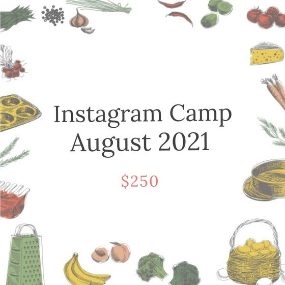 Image of August Instagram Camp #1