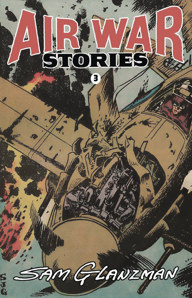 Image of AIR WAR STORIES #3 (Cover A)