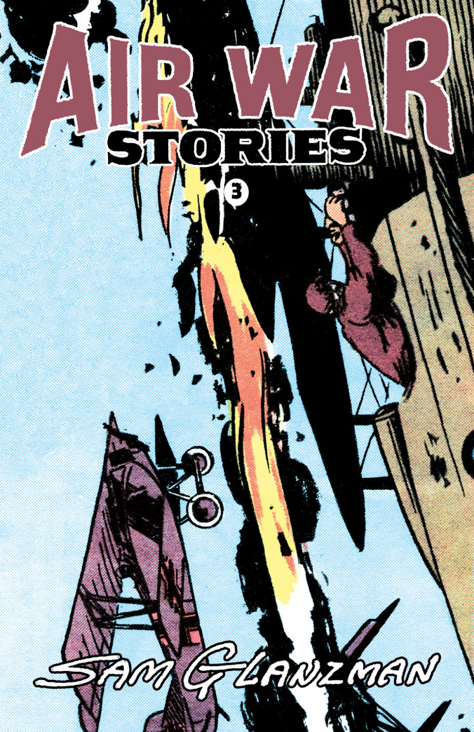 Image of AIR WAR STORIES #3 (Cover B)