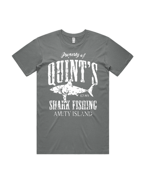 """Image of Jaws """"Quint's Shark Fishing"""""""