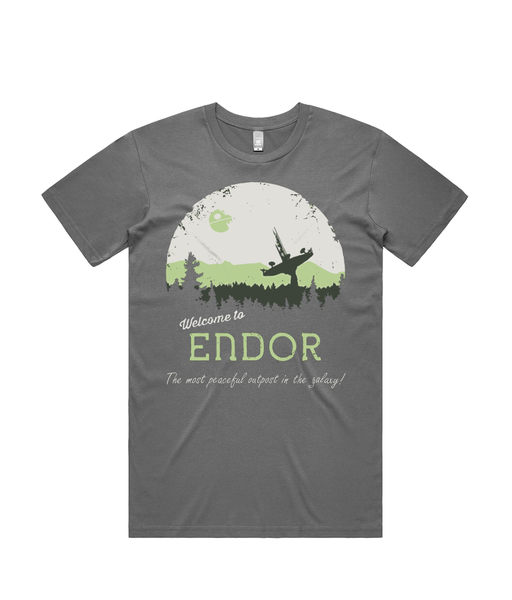 Image of Welcome to Endor
