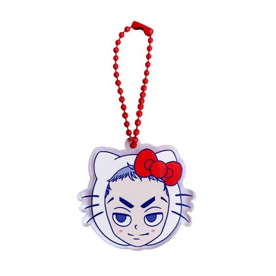 Image of Mitsuya Hello Kitty keychain