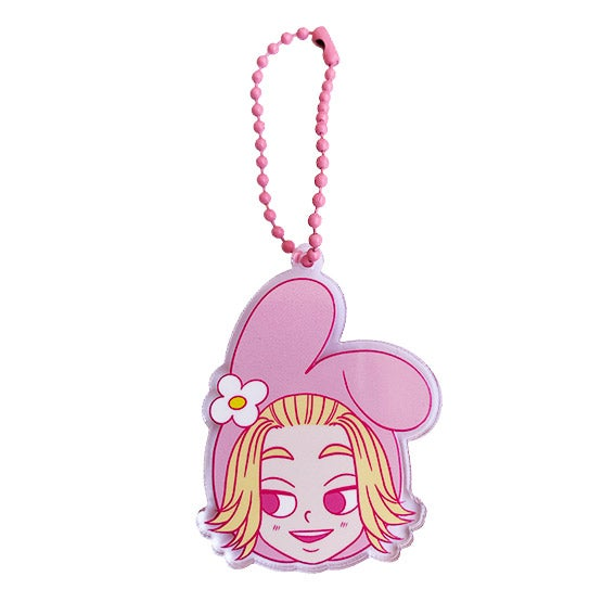 Image of Mikey My Melody keychain