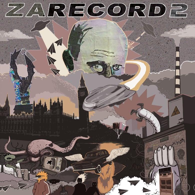 """Image of 7"""" Vinyl - NMCP Studio - Zarecord 2 7"""" (CNP016)"""