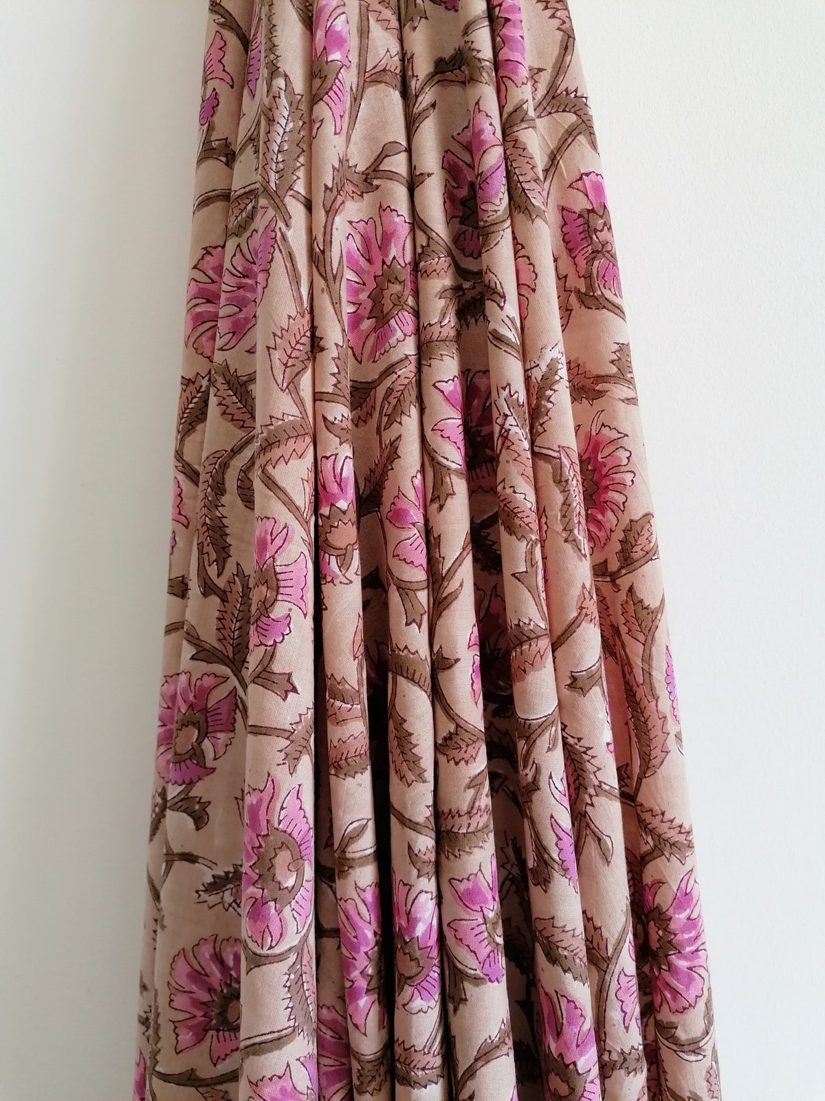 Image of Namasté fabric mauve