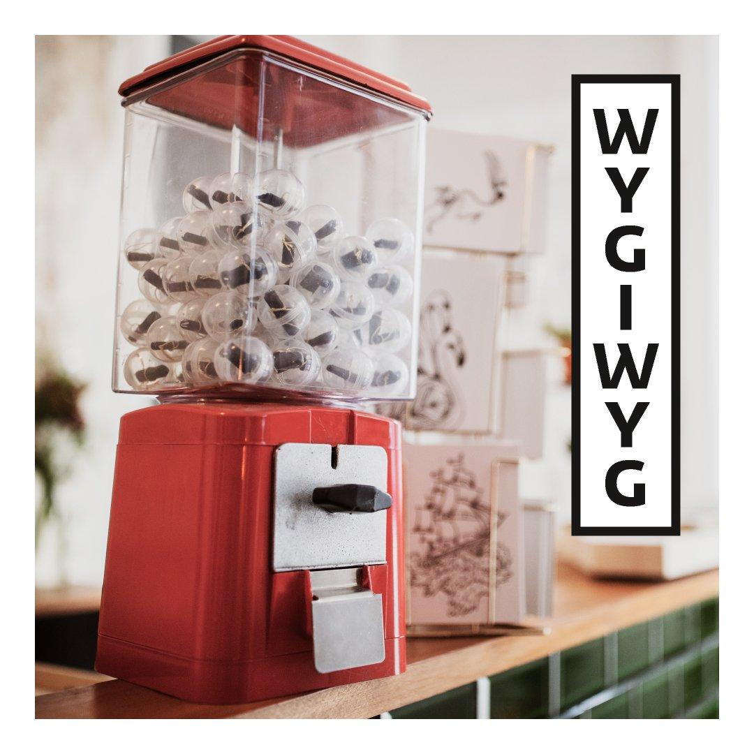 WYGIWYG – WhatYouGetIs WhatYouGet GUTSCHEIN | VOUCHER