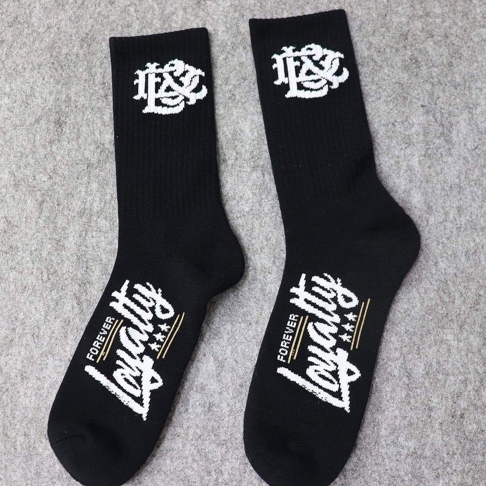 Forever Loyalty Socks