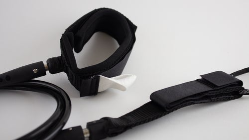 Image of small wave surf leash