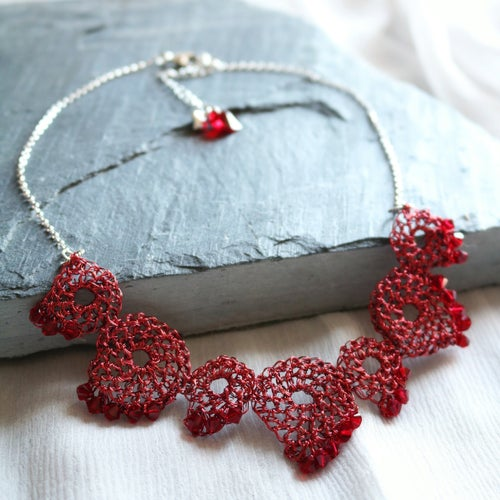 Image of BOTEH SWEETHEART NECKLACE