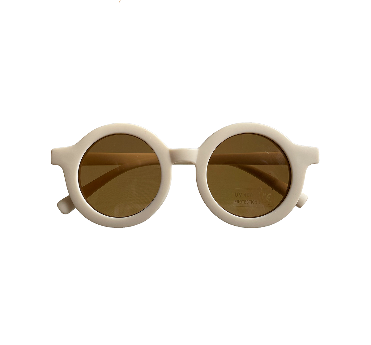 Image of Toddler's Sunglasses. Off White (was £7)