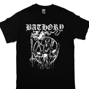 "Image of Bathory "" Satan My Master "" T shirt"