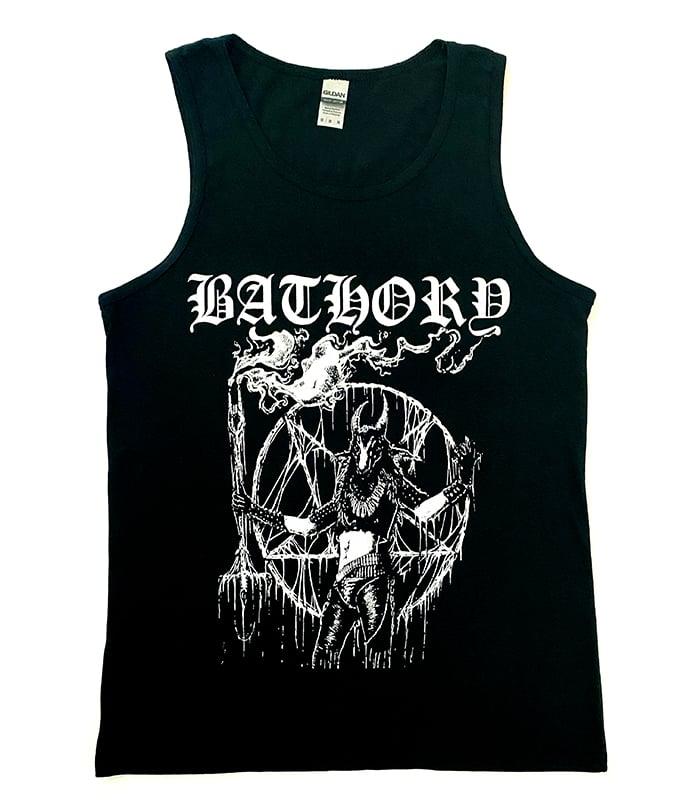 "Image of Bathory "" Satan My Master  "" TankTop T-shirt"