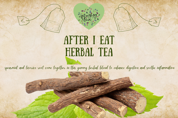 Image of after i eat - digestive enhancing and anti-inflammatory herbal tea