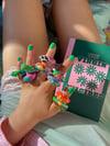 Summer Memory Rings