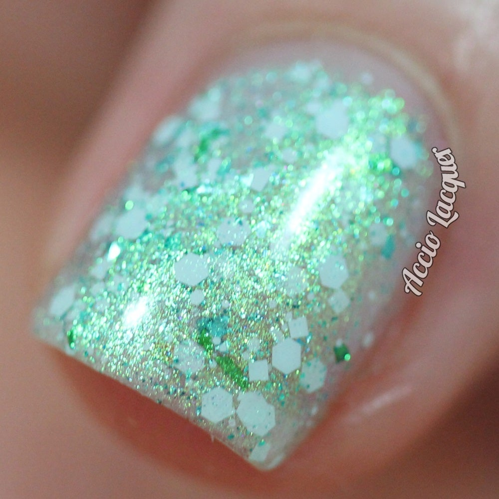 """Image of WAYWARD SONS Collection - """"Ghostfacers"""" Mini size polish"""