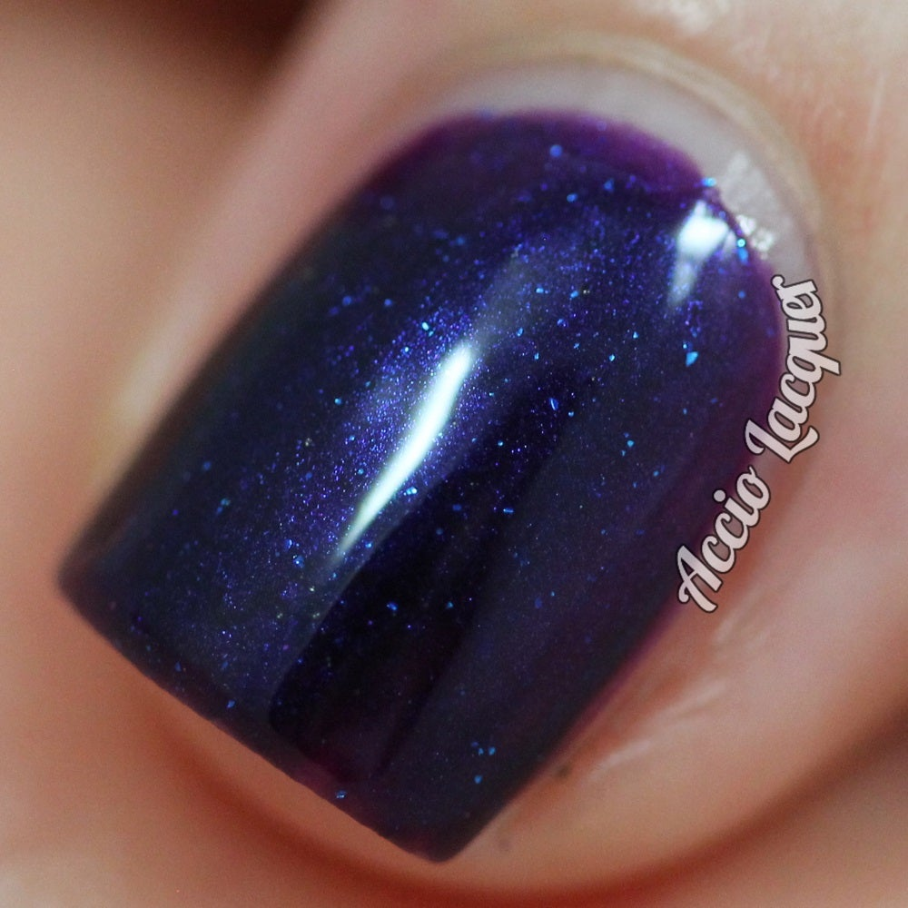 """Image of WAYWARD SONS Collection - """"Men Of Letters"""" Mini size polish"""