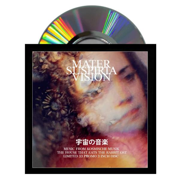 "Image of LTD 33 Collectors Club 3"" Japan CDR Mater Suspiria Vision 宇宙の音楽"