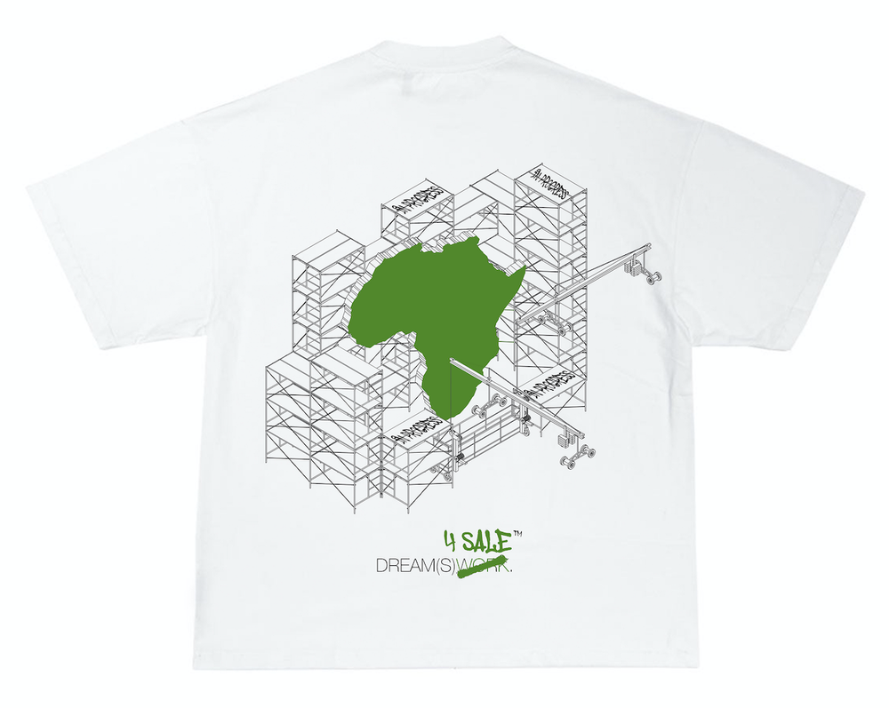 Image of '4 Sale' T-shirt (Green)