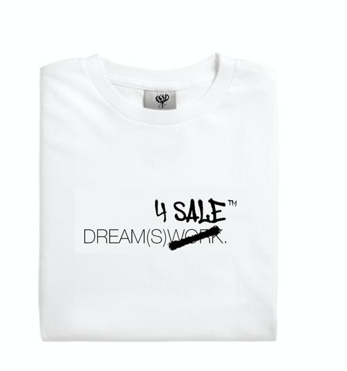 Image of '4 Sale' T-shirt (Black)