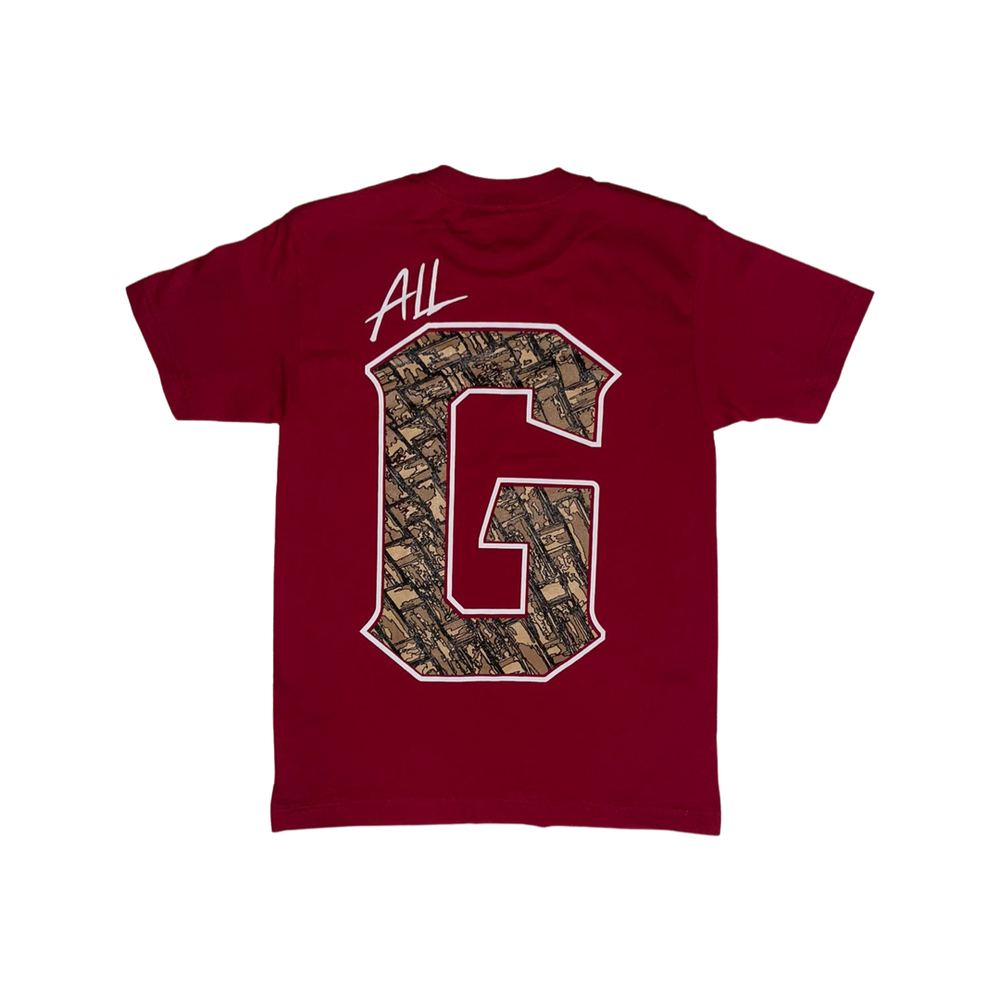Image of ALL G Thatch Short Sleeve