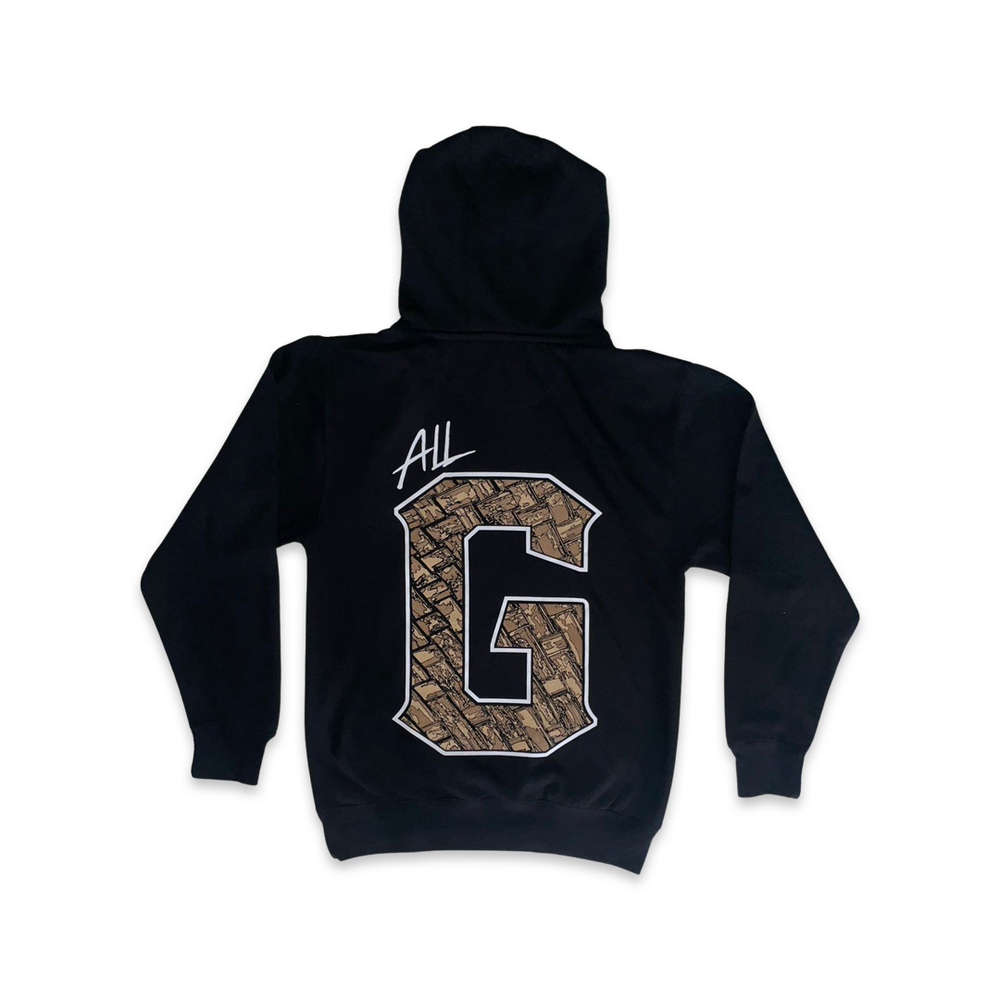 Image of ALL G Thatch Hoodie