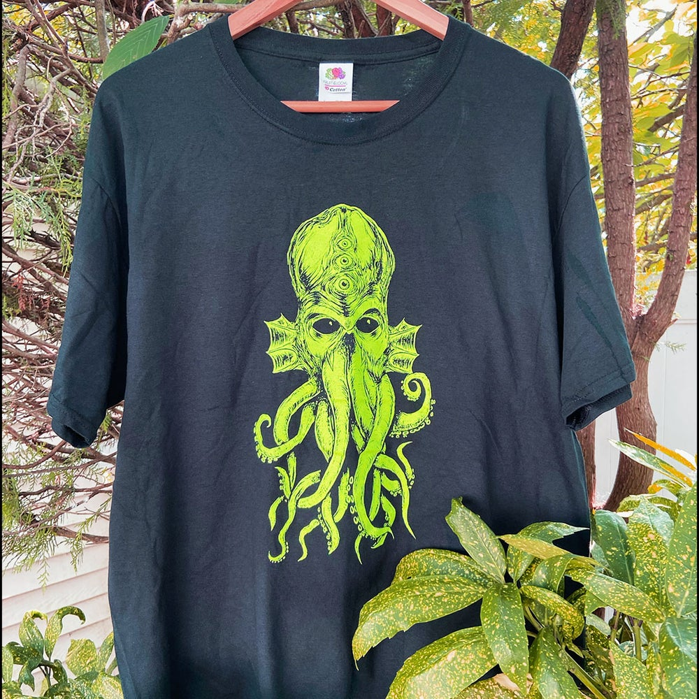 Image of $15  GREEN CTHULHU SPECIAL!