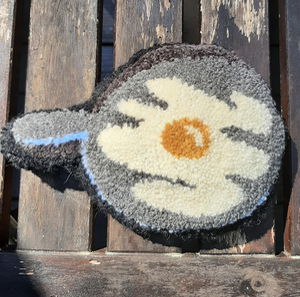 Egg in the Pan Plush