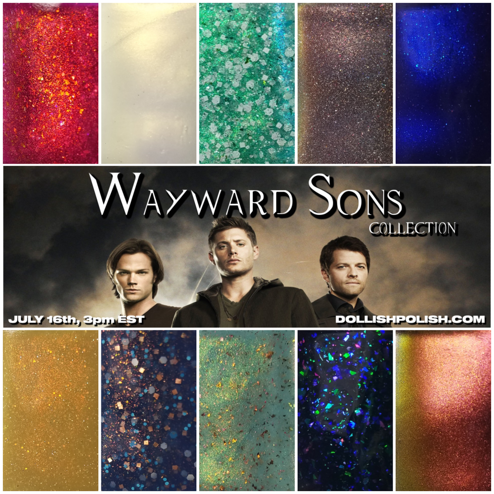 Image of WAYWARD SONS COMPLETE COLLECTION - Mini Size