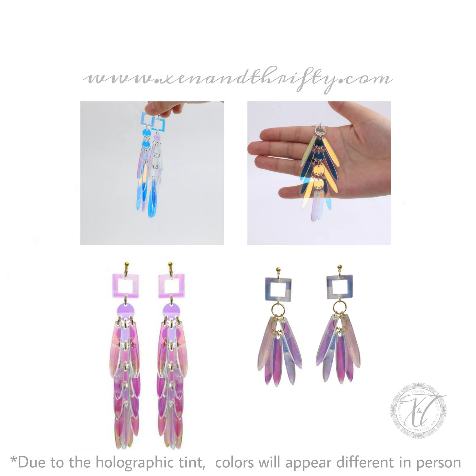 Image of Holographic Summer Collection