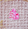 """""""Be Kind to Cats"""" Sticker"""