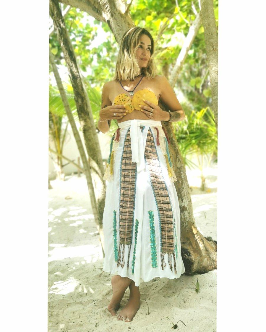 Image of Myanmar Skirt