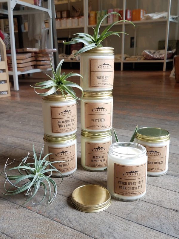 Image of Milwaukee Candle Co. Signature Candles