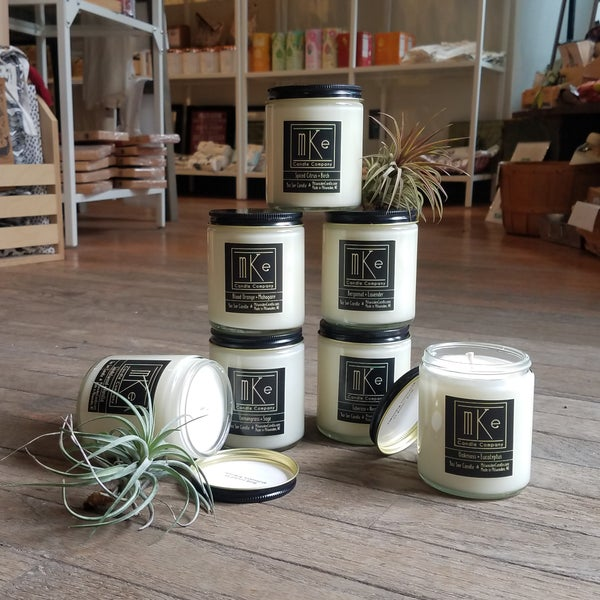 Image of Milwaukee Candle Co. Candles