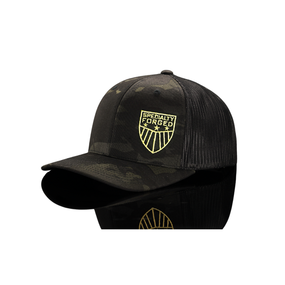 Image of SF Snapback Hat Camo