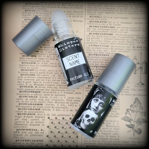 Image of Can't Catch Me Limited Editon Perfume Oil 5 ml Roll-On