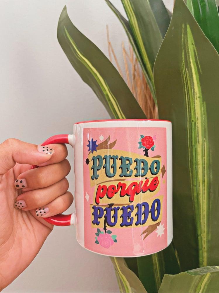 Image of Yes I Can Mug
