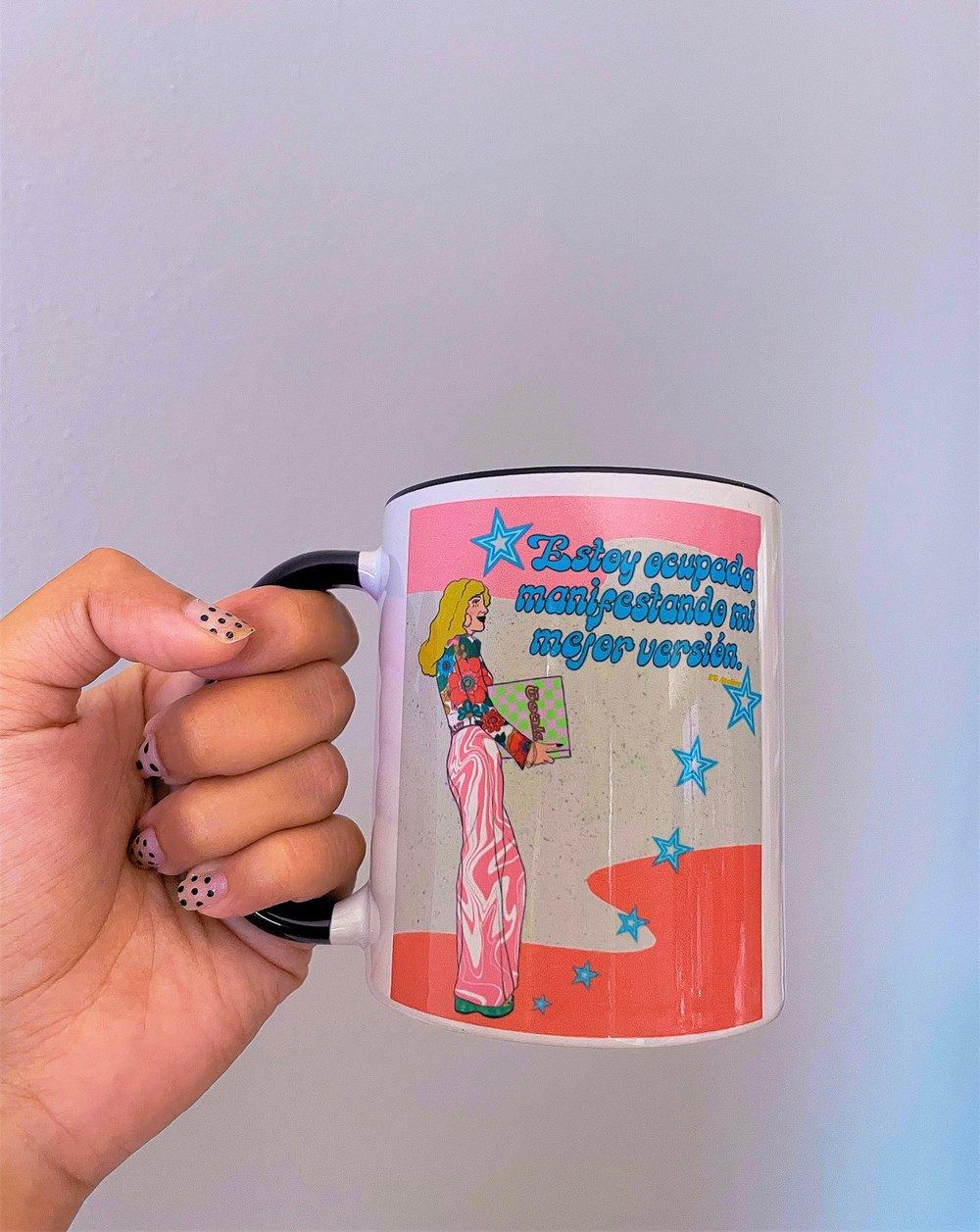 Image of Manifesting my Best Life Mug