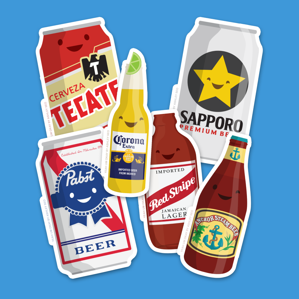 Image of 6 Pack of beer