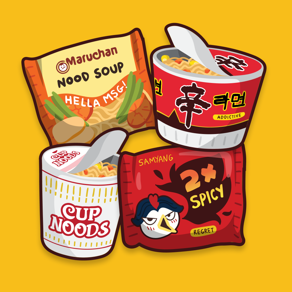 Image of Pack of Noods