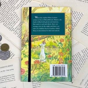 Image of The Secret Garden Book Wallet