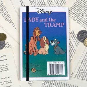 Image of Lady and the Tramp Book Wallet