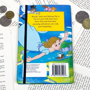 Image of Peter Pan Book Wallet