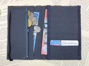 Image of Alice in Wonderland Book Wallet, Ladybird Classics
