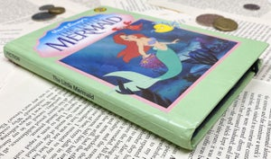 Image of The Little Mermaid Book Wallet