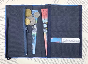 Image of Aladdin Book Wallet