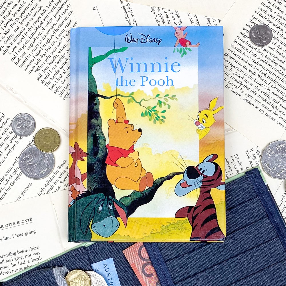 Image of Winnie the Pooh Book Wallet