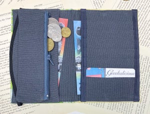 Image of The Wind in the Willows Book Wallet
