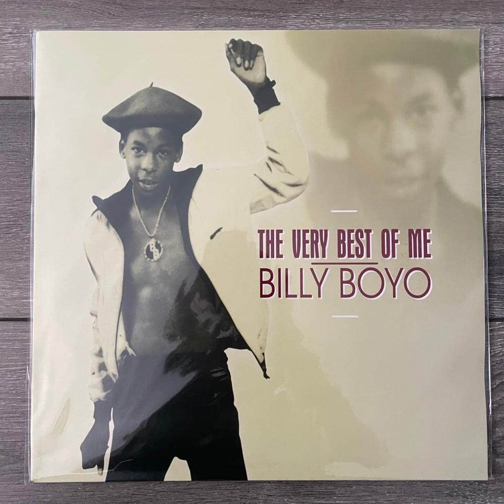 Image of Billy Boyo - The Very Best Of Me Vinyl LP