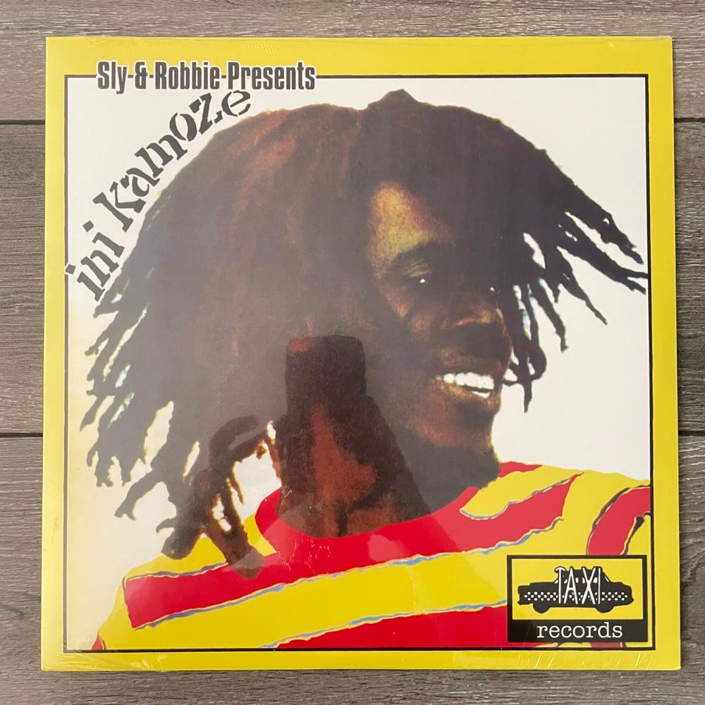 Image of Ini Kamoze - Sly & Robbie Presents Ini Kamoze Vinyl LP
